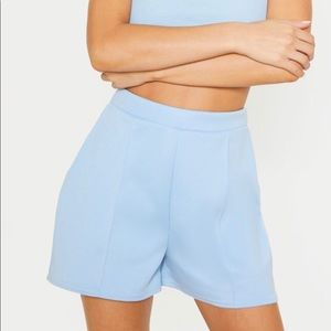 3 FOR $36 ‼️ NWT | PrettyLittleThing Blue Shorts